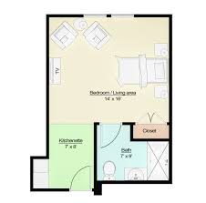 Living Room Floor Planner Senior Apartments Assisted Living Tucker Ga