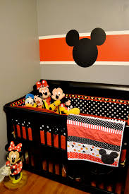 Mickey Mouse Baby Bedding Mickey Mouse Nursery And A Baby Reveal Future Room And Babies