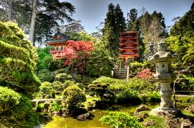 San Francisco Ca U2013 Japanese Tea Garden U2013 Hdr San Francisco San