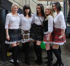 help are all scottish women ugly army rumour service