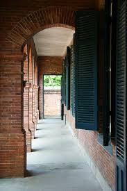 desain gapura ruang tamu fort san domingo sisa kenangan spanyol di taiwan wisata cina