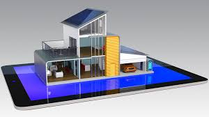 Smart Home Technology by Smart Homes Are The Wave Of Future Home Building