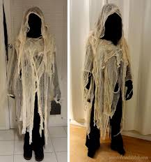 ghost costume cheesecloth ghost costume
