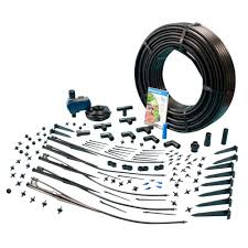 dig exclusive drip irrigation and micro sprinkler kit with