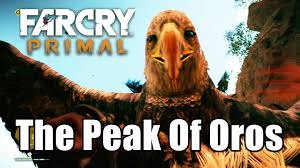 far cry primal the peak of oros find the rare eagle feathers for
