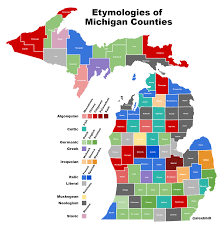 Michigan Map by Map Of Michigan