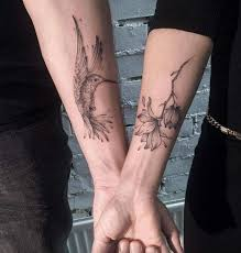 cool matching tattoos for couples best tatto 2017