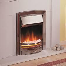 dimplex adagio led electric fire in chrome adg20 020192