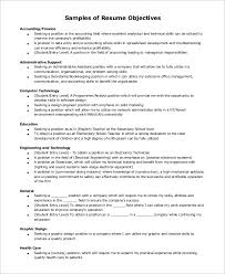 exles of general resumes resume objective general labor paso evolist co