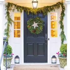 Religious Christmas Door Decorations 40 Christmas Door Decorating Ideas Christmas Celebrations