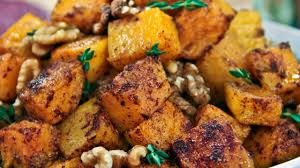 butternut squash recipe for thanksgiving healthy swap roasted butternut squash steven and chris