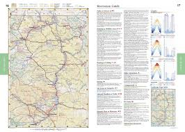 Montana Highway Map by Wyoming Road U0026 Recreation Atlas Benchmark Maps 9780929591964