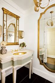 glamorous powder room sinks u2014 the homy design
