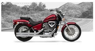 honda shadow vlx 600 1988 07 motorcycle exhaust hard krome