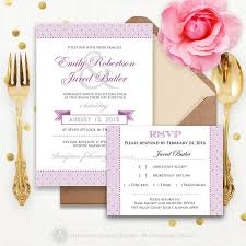 Purple And Silver Wedding Invitations The 25 Best Silver Wedding Invitation Sets Ideas On Pinterest