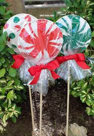 Fake Lollipop Decorations Giant Paper Plate Lollipops Page 2 Of 2 Smart House