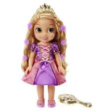 disney princess hair glow rapunzel doll 35 00 hamleys