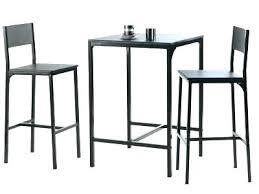 cuisine table table de bar hauteur 110 ensembles cuisine tout ensemble tabour