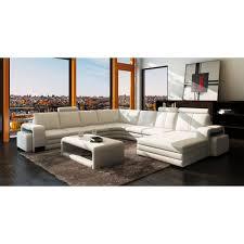 canapé d angle contemporain canapé d angle contemporain cuir monreale 2 149 00