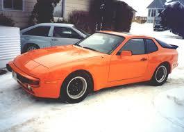 1984 porsche 944 specs 1984 porsche 944 specs and photots rage garage