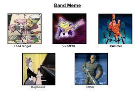 Meme Band - my band meme by nikolas 213 on deviantart