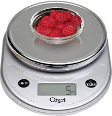 ozeri pronto digital multifunction kitchen and food scale in