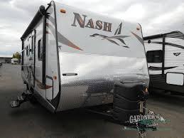 new 2016 northwood nash 23d travel trailer at gardner u0027s rv