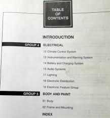 28 1998 lincoln continental manual 88491 1998 lincoln