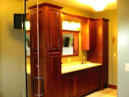 Bathroom Tower Cabinet Bath Tower Cabinet Linen Awesome Bathroom Vanity With Cabinets