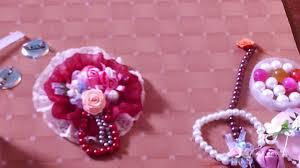 membuat kerajinan bros tutorial membuat bros renda cantik crafts pinterest tutorials