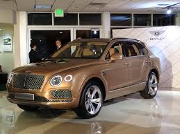 bentley bentayga 2015 fiat 500x tracks unveiling of bentley suv