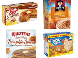pumpkin foods pumpkin spice flavors are back in a big way college news