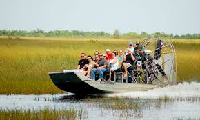 fan boat tours miami coopertown airboats up to 29 off miami fl groupon