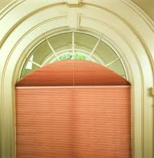 arch window coverings faux wood blinds for half arch windows half