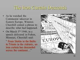 What Does The Phrase Iron Curtain Mean Who Coined The Phrase Iron Curtain Nrtradiant Com