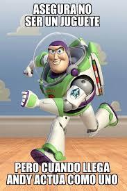 Buzz Lightyear Memes - cu磧nto cabr祿n buzz lightyear no tiene las cosas demasiado claras