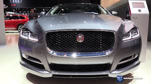 2016 jaguar xj r sport exterior and interior walkaround 2015
