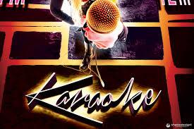 free karaoke flyer template karaoke templates pinterest