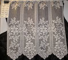 Lace Cafe Curtains German Lace Curtains And German Drapery Fabrics Cafe Curtain