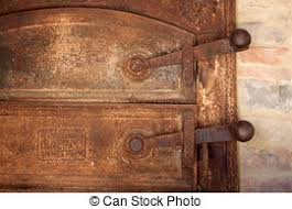 Tuscan Door Photograph Italy Photography by Variaty Of Old Tuscan Doors In Italy With Black Background Stock