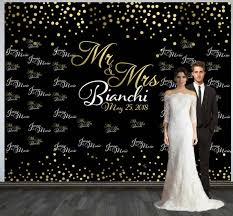 wedding backdrop banner wedding photo backdrop custom wedding backdrop personalized