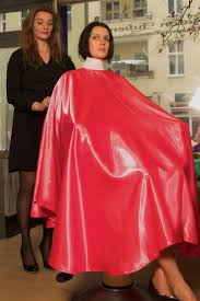 358 best capes images on pinterest capes aprons and hairdresser
