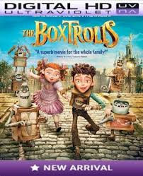 buy the boxtrolls hd digital ultraviolet uv code for sale cheap online