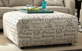 Extra Large Ottoman Slipcover by Buy Ashley Furniture 1660008 Alenya Quartz Oversized Accent