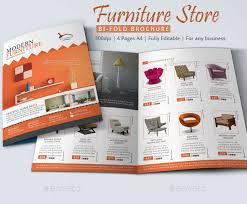 10 beautiful furniture brochure templates free pdf indesign