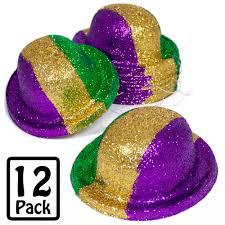 mardi gras hat mini mardi gras derby hats 12 mardigrasoutlet