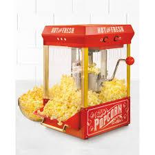 Nostalgia Home Decor Nostalgia Vintage Collection Kettle Popcorn Maker Kpm200 The