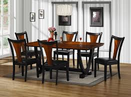 dining room awesome small dining table upholstered dining chairs