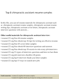 Administrative Assistant Objective Resume Examples by Download Chiropractic Resume Haadyaooverbayresort Com