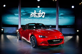 how are mazda cars mazda mx 5 wins 2016 world car of the year by car magazine